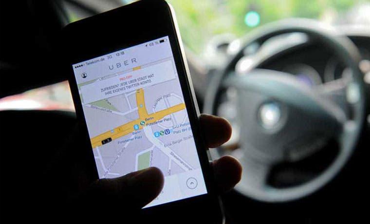 Uber anunció su llegada a Madrid