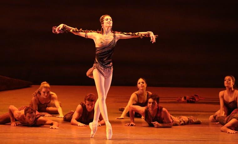"Ballet ""Spartacus"" llega al Magaly"