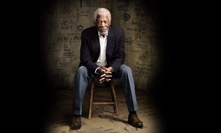 Morgan Freeman explora las religiones en nueva serie