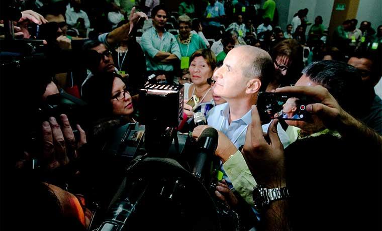 PLN espera renuncia de Figueres este sábado