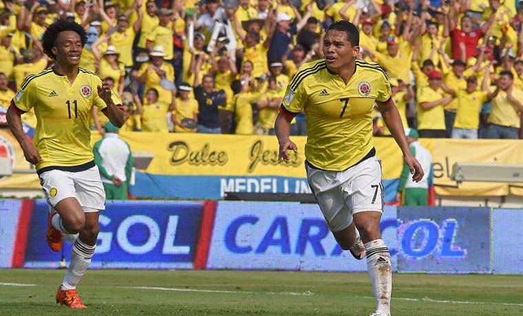 Colombia frenó a Ecuador