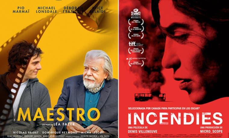 Ciclo de cine cierra el Mes de la Francofonía