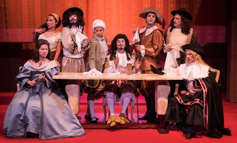 """Los vicios de """"Don Juan"""" a escena"""