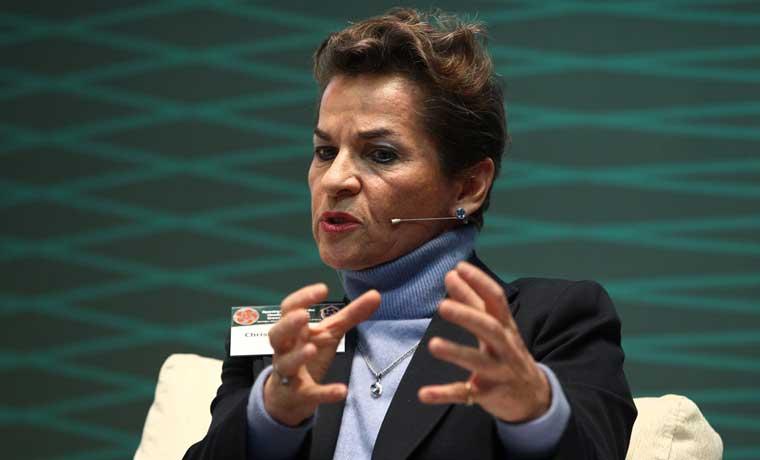 Christiana Figueres impartirá webinario para comunicadores