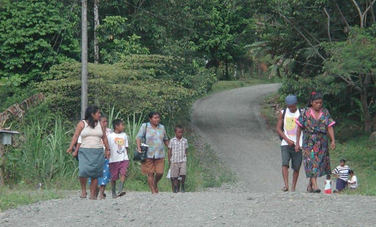 ONU recomendó a Costa Rica agilizar la aprobación del proyecto de ley de desarrollo autónomo de los pueblos indígenas