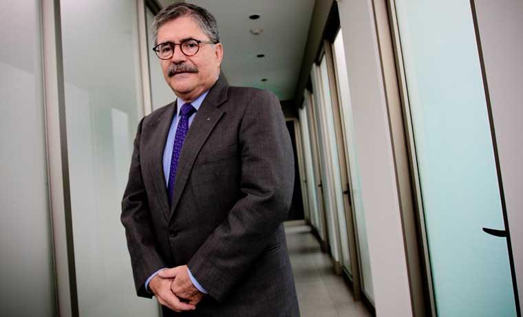 """Juan Diego Castro: """"No creo en redentores que estuvieron ausentes un decenio"""""""