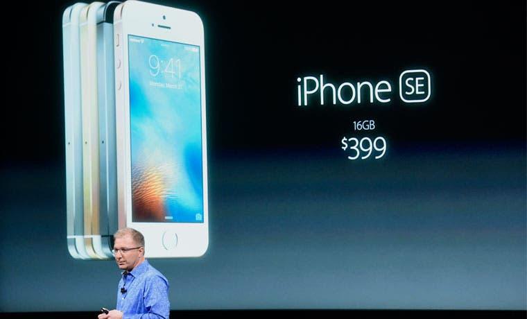 Nuevo iPhone SE registró el peor debut de Apple