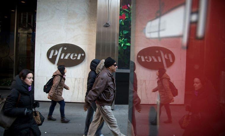 Acuerdo Pfizer-Allergan corre peligro por nuevas reglas de EEUU