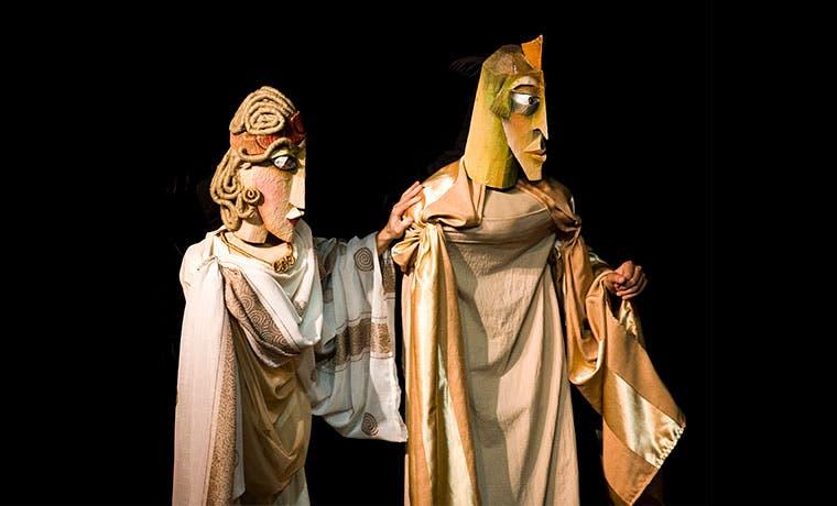 """La """"Odisea"""" llega al Teatro de la Aduana"""