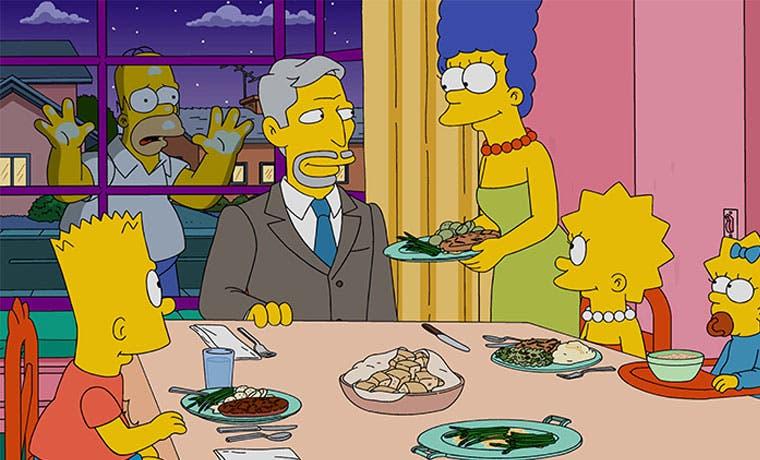 """""""Los Simpson"""" regresan con su temporada 27"""