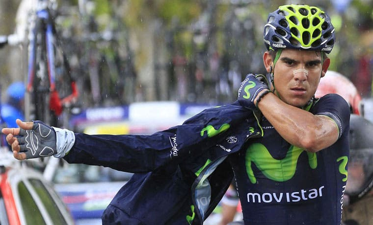 Andrey Amador apoyará a Valverde en Giro de Italia