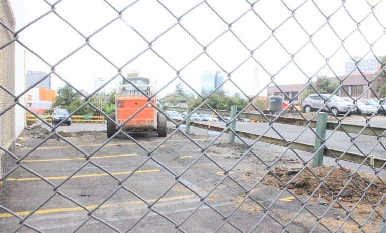 Inicia demolición de edificios para construir nueva Asamblea Legislativa