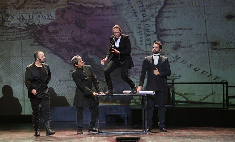 "Ópera ""Héroes 1856"" vuelve a escena"