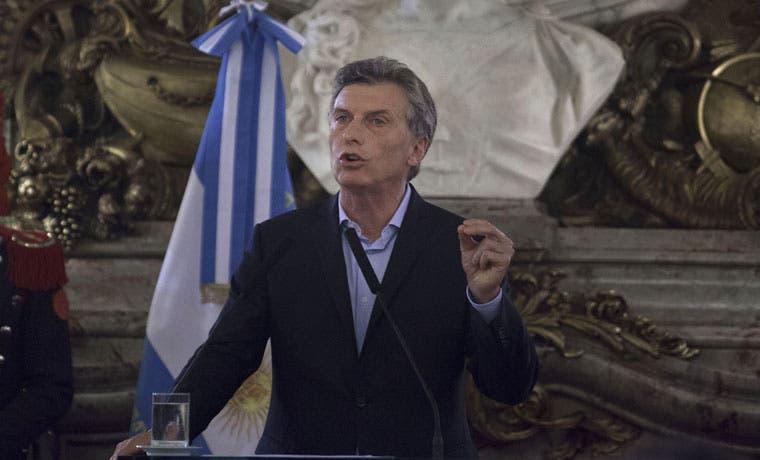 Macri decide realizar un fideicomiso ciego