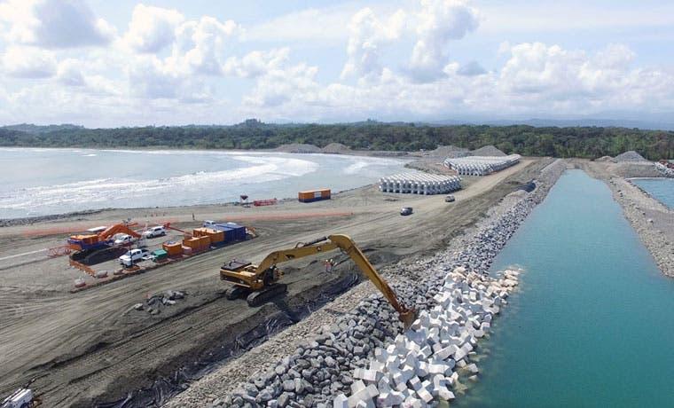 Construcción de terminal de Moín ya genera más de 900 empleos