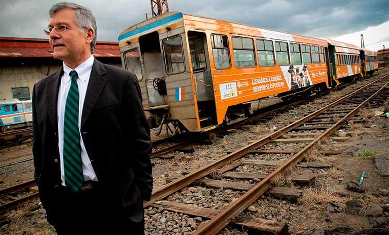 Accidentes con el tren se dispararon con nuevo gobierno