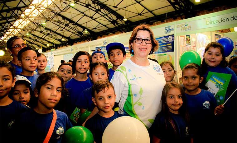 ExpoAgua presentó soluciones para ahorro hídrico