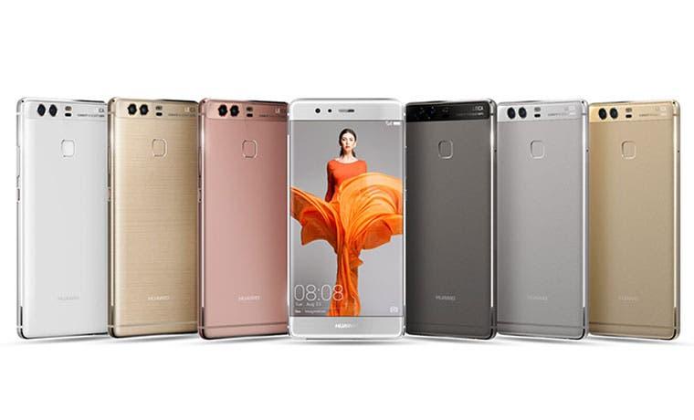 Huawei apuesta ahora por el P9