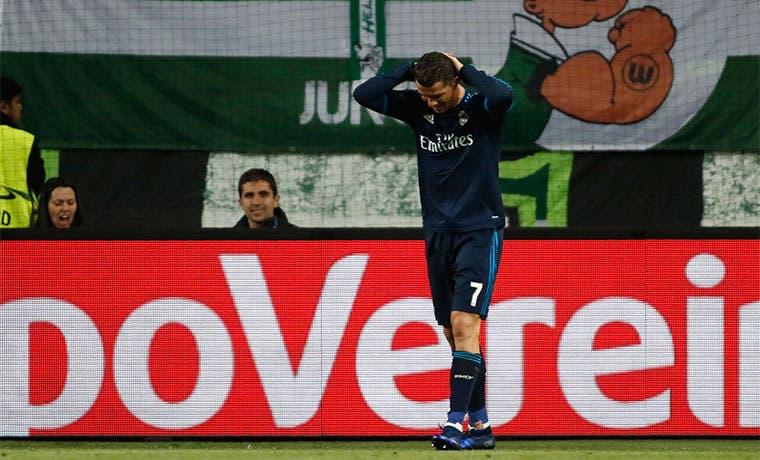El Madrid debe recordar lo que es remontar