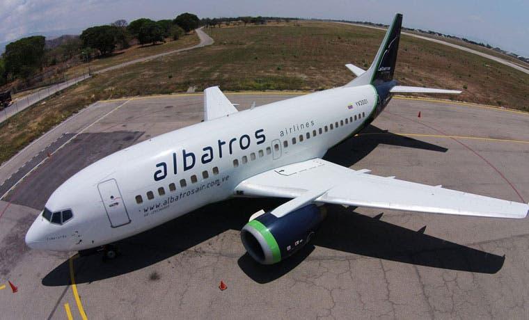 Albatros Airlines abre venta de tiquetes San José - Caracas desde $377