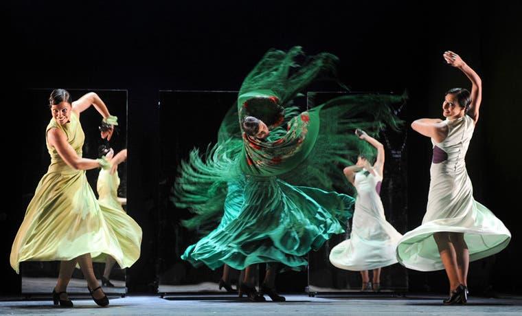 """""""Flamenco Hoy"""": una obra llena de dinamismo"""