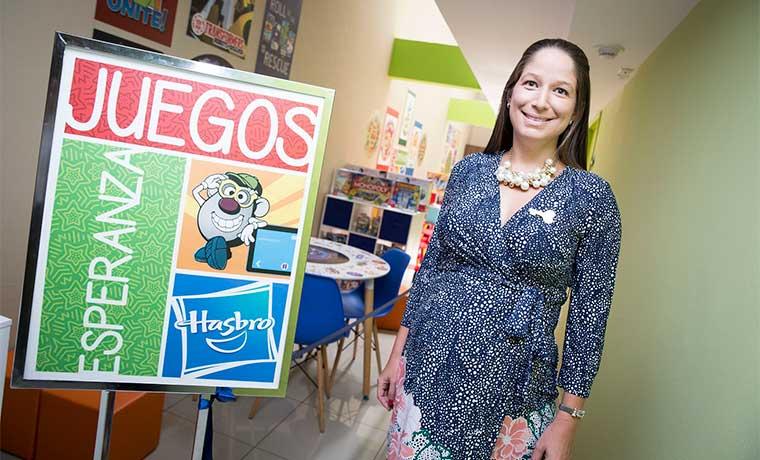 Hasbro dona $10 mil en beneficio de niños
