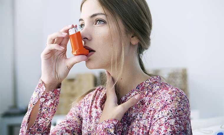 Nuevos productos elevan control del asma en pacientes