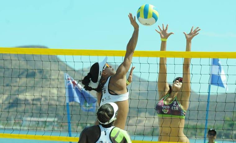 El voleibol toma Tamarindo