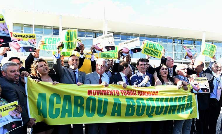 Decisiones políticas fuertes en Brasil