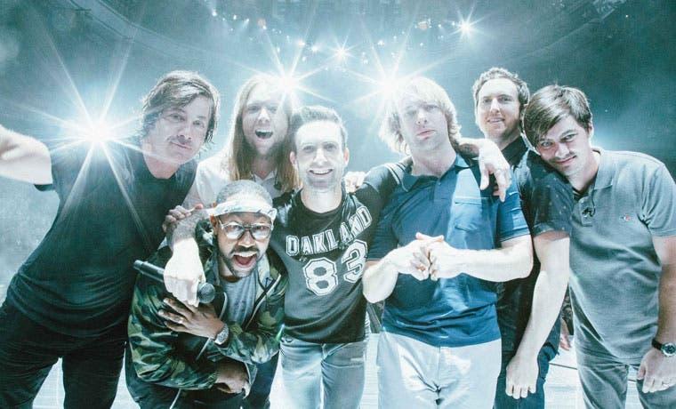 Maroon 5 dará concierto en Costa Rica el 17 de julio