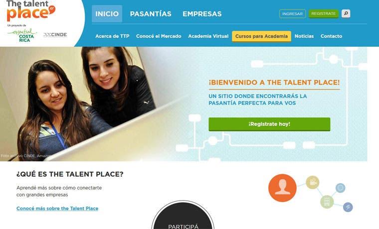 Sitio web enlaza a estudiantes para realizar pasantías en empresas