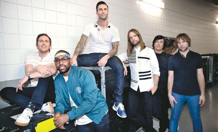 Maroon 5 traerá su show a Costa Rica