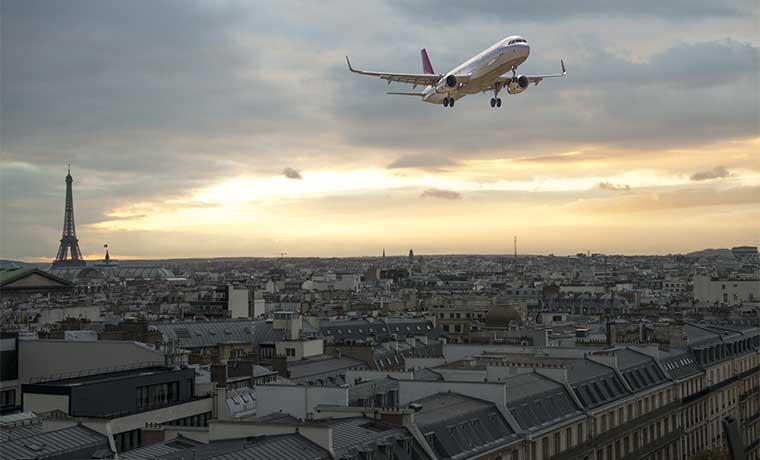 Air France abre nueva opción de vuelos directos a Europa