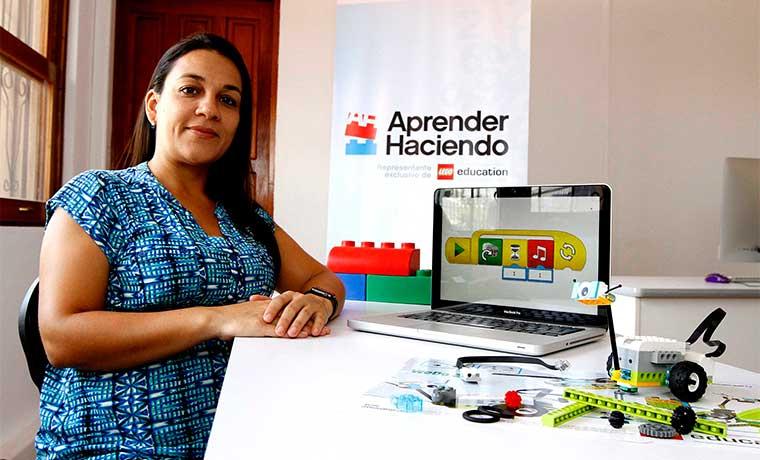 Escolares ticos construirán robots animados de Lego