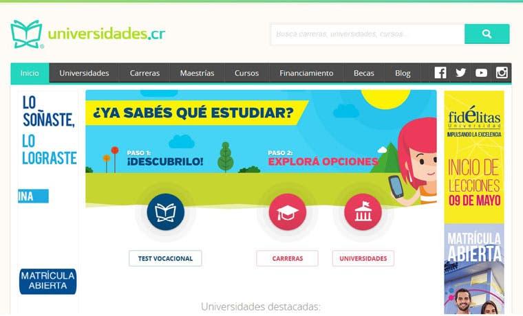 Portal web de universidades impulsó su negocio con herramientas de Google