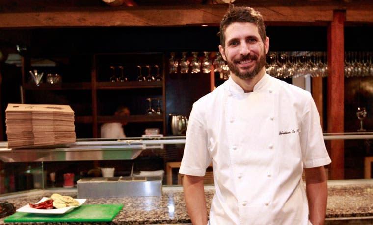 Sebastián La Rocca: pasión por la cocina