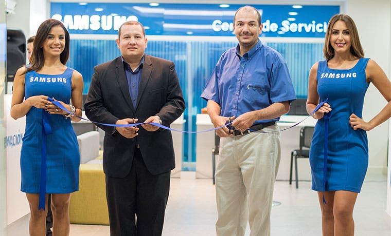 Samsung abre su primer Centro de Servicio Premium