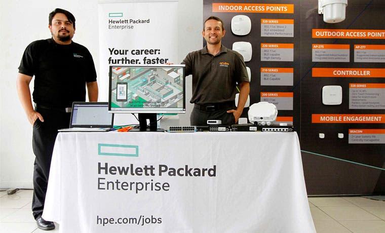 "Hewlett Packard innova con ""beacons"" para localización y notificación"