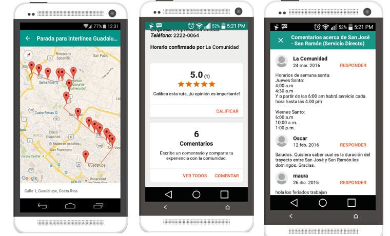 Jóvenes ofrecen a Incofer 'app' para prevenir accidentes de trenes