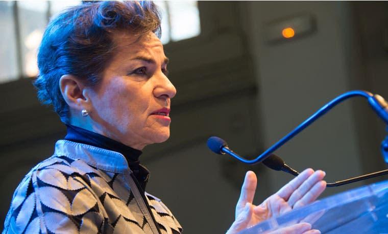 Christiana Figueres destaca dentro de las 100 figuras influyentes, según Time