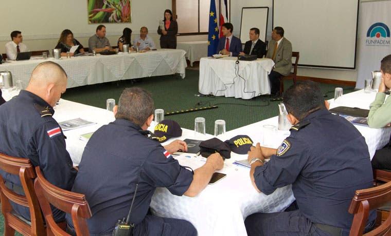 Heredianos buscarán mejorar seguridad con taller local