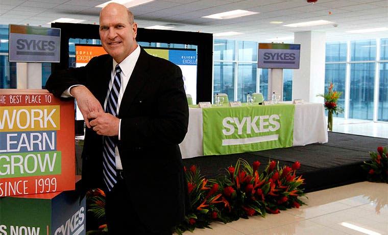 Sykes inauguró centro de servicios en San Pedro