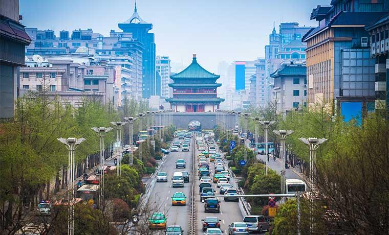 Primeros datos señalan recuperación de economía china