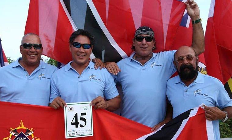 Trinidad y Tobago gana Campeonato Mundial de Pesca en Quepos