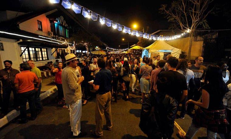Miles disfrutaron del Festival Gastronómico la Luz