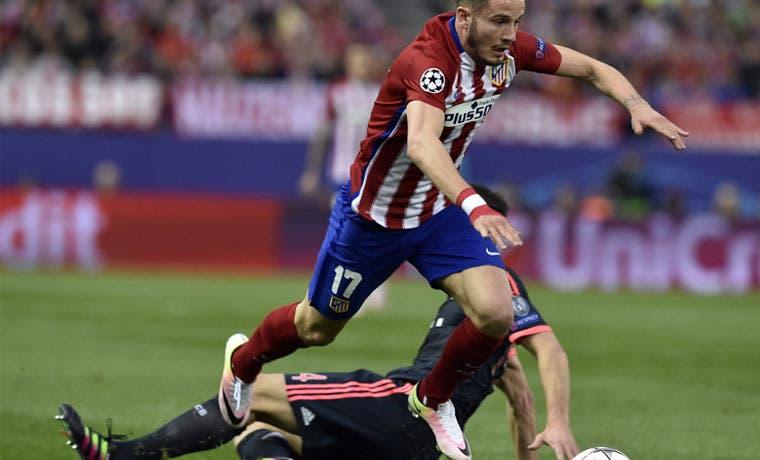 Atlético toma ventaja mínima ante el Bayern
