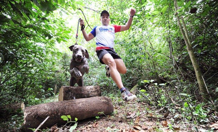 Inscripciones abiertas para carrera a campo traviesa con perros