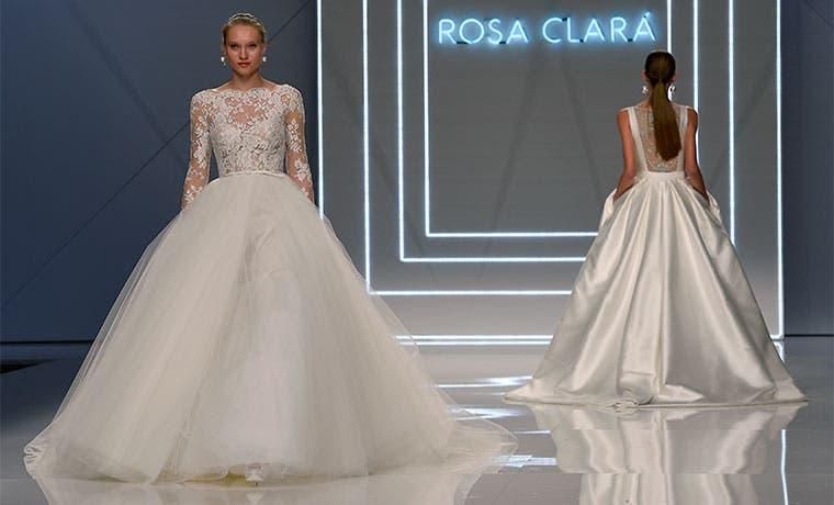Novedades de Rosa Clará llegarán en agosto