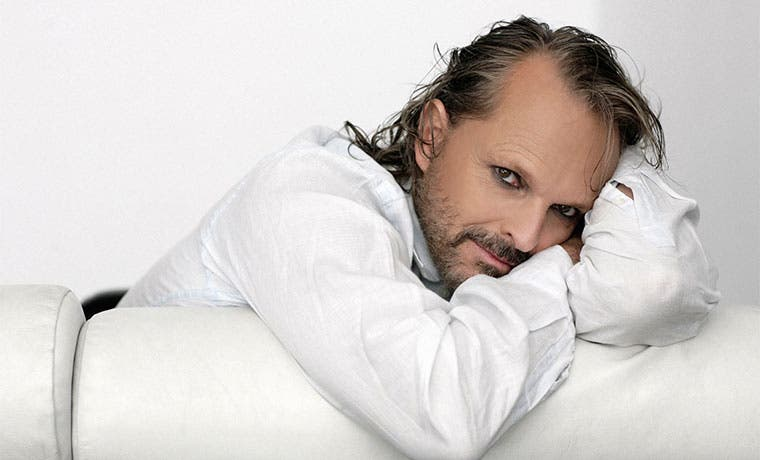 "Miguel Bosé regresa con ""Amo Tour"""