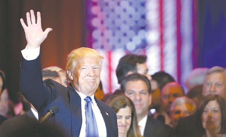 Trump y Clinton, firmes por la candidatura